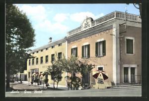 AK Asola, Gran Hotel, Gebäudeansicht