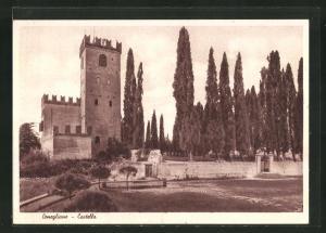 AK Conegliano, Castello, Gesamtansicht