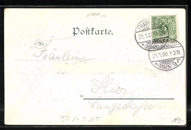 AK Frankfurt, Wohltätigkeitsfest der Frankfurter Freiwillige Rettungsgesellschaft und des Öst.-Ung. Vereins Austria 1900 1