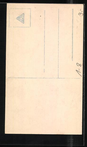 AK J. K. H. Grossherzogin Alexandra von Mecklenburg-Schwerin mit Erbgrossherzog Friedrich Franz u. Herzog Christian Ludwig 1