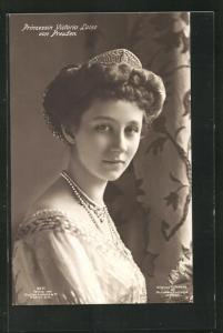 AK Prinzessin Victoria Louise Herzogin von Braunschweig