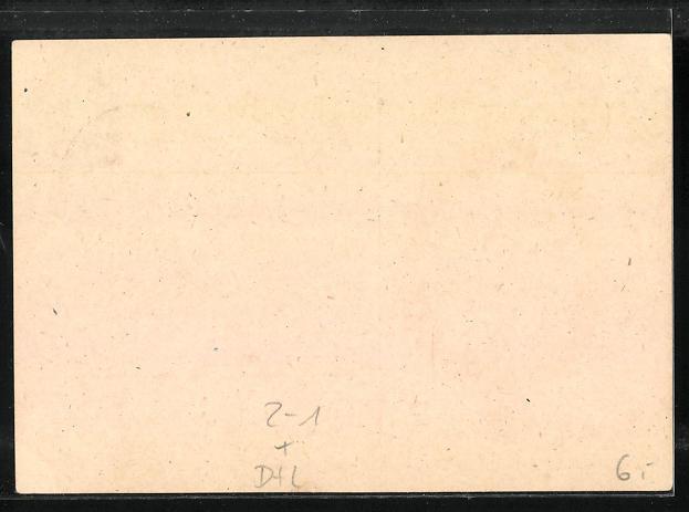 AK Gössnitz, 1. Tagung des Verbandes der Sammlergemeinschaften 1947 1