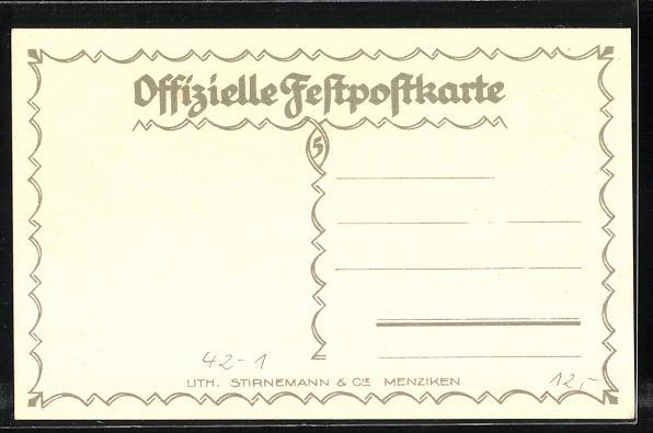 AK Aarau, Eidgenössisches Schützenfest 1924, Jahrhundertfeier 1