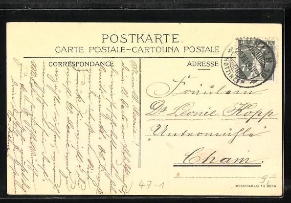 Künstler-AK Hilfsaktion der Schweizer für die Wiener Studenten 1919 1