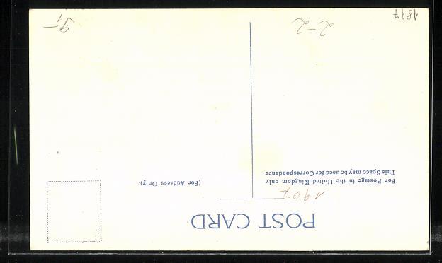 Lithographie Briefmarken aus Queensland mit Wappen 1