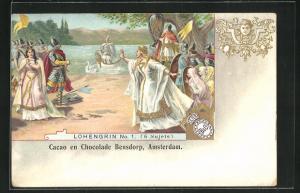 AK Amsterdam, Cacao en Chocolade Bernsdorp, Lohengrin No. 1