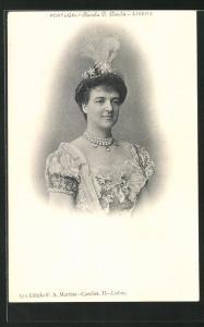 AK Lisboa, Königin D. Amelia von Portugal