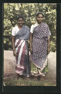 AK Tamil Women from Colombo