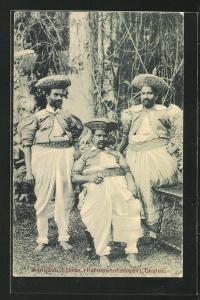 AK Kandyan Chiefs (Ratemahatmayas), Ceylon