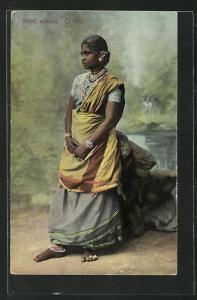 AK Tamil Woman from Ceylon