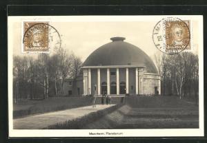 AK Mannheim, Planetarium