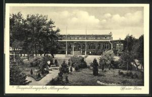 AK Altengrabow, Truppenübungsplatz, Offizier-Heim