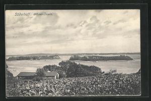 AK Süderhaff, Ochsen-Inseln