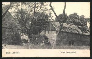AK Döberitz, Altes Bauerngehöft