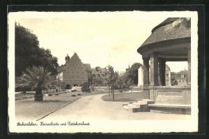 AK Aschersleben, Herrenbreite & Bestehornhaus