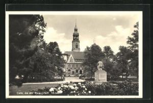 AK Celle, Partie am Museum