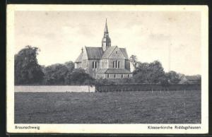 AK Braunschweig, Klosterkirche Riddagshausen