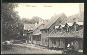 AK Bad Harzburg, Gasthaus Molkenhaus