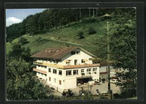 AK Bad Peterstal, Hotel-Kurheim Waldblick