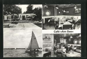 AK Goyatz, Café Am See