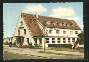 AK Cuxhaven-Duhnen, Hotel Seelust