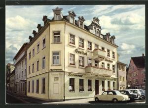 AK Konstanz / Bodensee, Gasthaus zum Hirschen
