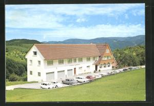 AK Oppenau / Schwarzwald, Gasthaus Kalikutt