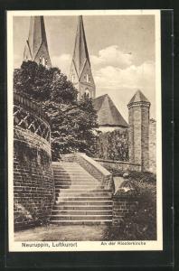 AK Neuruppin, An der Klosterkirche