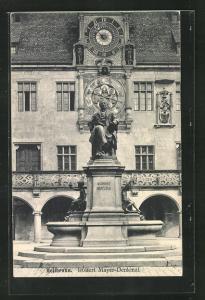 AK Heilbronn, Robert Mayer-Denkmal