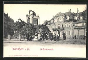 AK Frankfurt-Nordend, Hessendenkmal