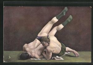 AK Wrestling, Männer im Ringkampf