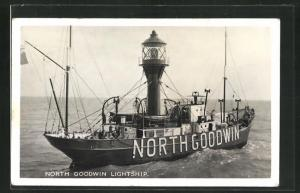 AK Feuerschiff North Goodwin Lightship
