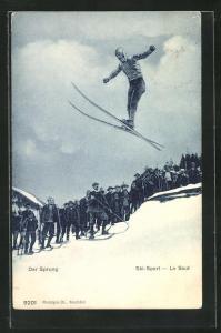 AK Der Sprung, Ski-Sport