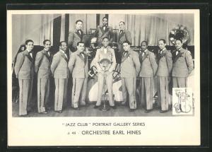 AK Orchestre Earl Hines, Jazz-Musiker