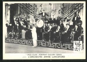 AK L`Orchestre Jimmie Lunceford, Jazz-Musiker