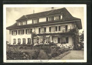 AK Uttewil, Bäuerinnenschule