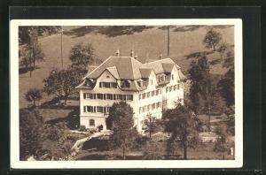 AK St. Peterzell, Hotel Ferienheim Auboden