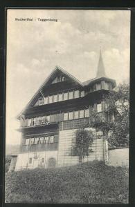 AK Toggenburg, Hotel Neckerthal