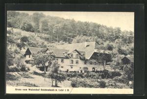 AK Reichenbach / Schwarzwald, Ansicht vom Gasthaus Walzenhof