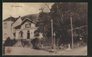 AK Eberbach, Gasthaus zur Itterburg