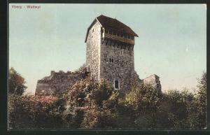 AK Yberg-Wattwyl, Blick um Turm