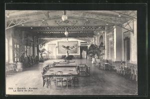 AK Geneve, Kursaal, Innenansicht