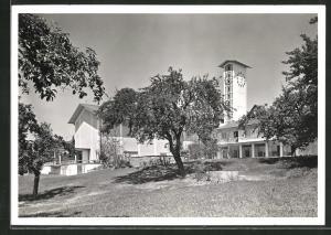 AK Thayngen, Blick auf die Kirche