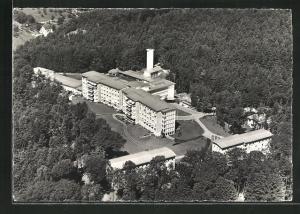 AK Schaffhausen, Fliegeraufnahme vom Kantonsspital Schaffhausen
