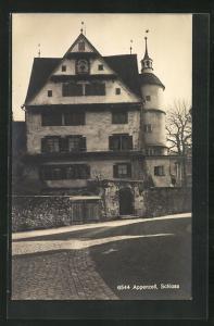 AK Appenzell, Partie am Schloss