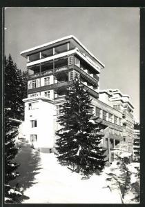 AK Arosa, Orellihaus-Hotel, Pension