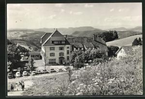 AK Bad Ramsach, Blick zum Kurhaus