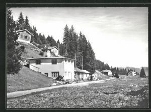 AK Brambrüesch, Gasthaus Bergfrieden