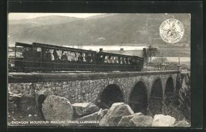 AK Llanberis, Snowdon Mountain Railway Train