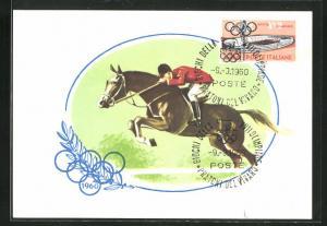 AK Rom, Olympiade 1960, Reitsport